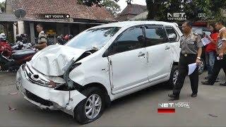 NET YOGYA - Kecelakaan Maut Di Sleman Sebabkan 3 Orang Tewas