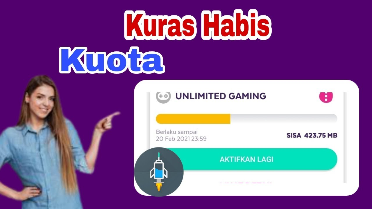 Http Injector Ubah Kuota Axis Gaming