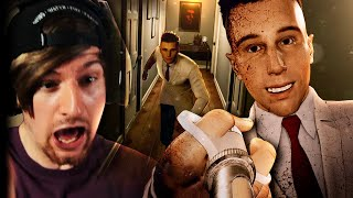 HE CHARGED AT ME DOWN THE CORRIDOR?! | Scrutinized