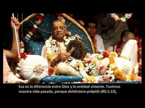 BG.04.04. Prabhupāda. Clases en español subtituladas. Bombay, India 24 marzo 1974