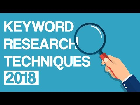 Quick Alternative Keyword Research Techniques 2018