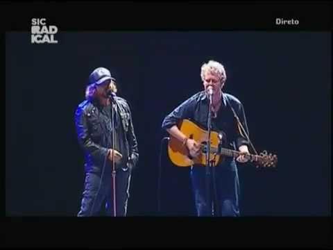 Glen Hansard + Eddie Vedder Drive all night