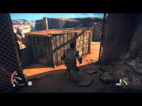 Mad Max Playthrough Part 64: Stank Gum Camp - Finger Peak [100%]