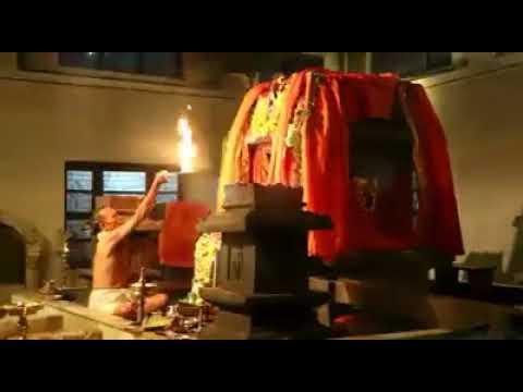 Sri 1008 Vadiraja Swamy maha mangalaarati