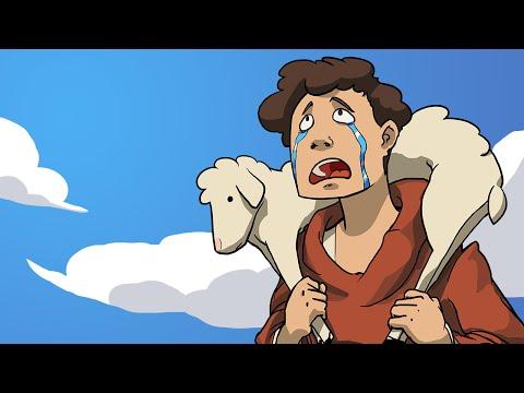 Il Pastore con la Pecora