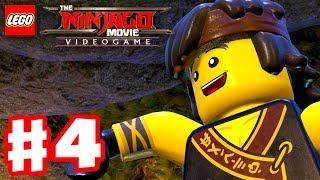 The LEGO Ninjago Movie Videogame - Gameplay Walkthrough Part 4 - The Uncrossable Jungle!