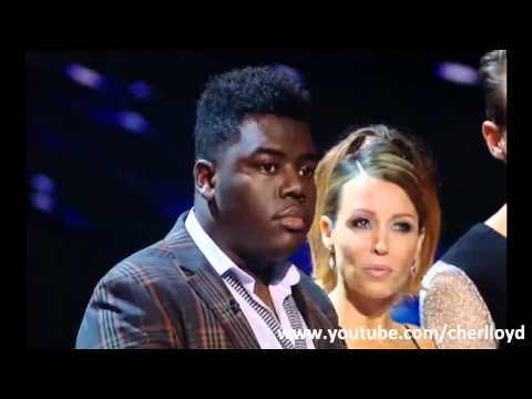 X Factor Live Show Week 1- The Results (Full Version) X Factor 2010