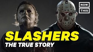 Slasher Movies: The True Story | NowThis Nerd