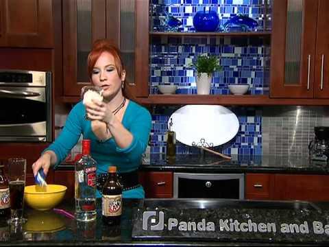 Vodka Root Beer Float By Chef Adrianne