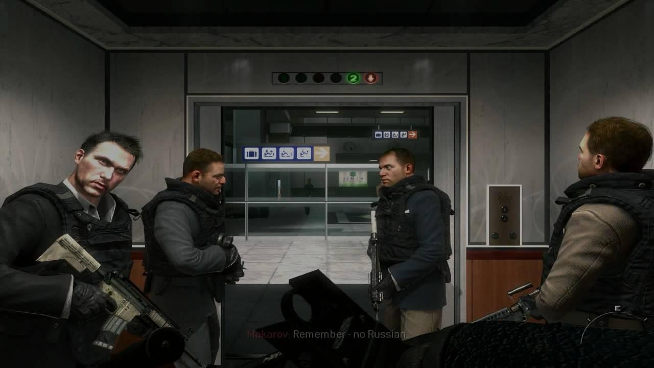 Lens of Truth: Modern Warfare 2 - No Russian Airport