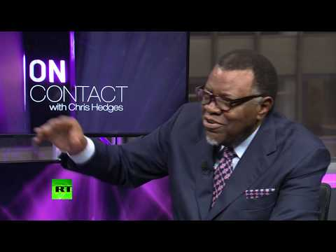 On Contact: President of Namibia Hage Geingob
