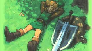 a link to the past overworld theme