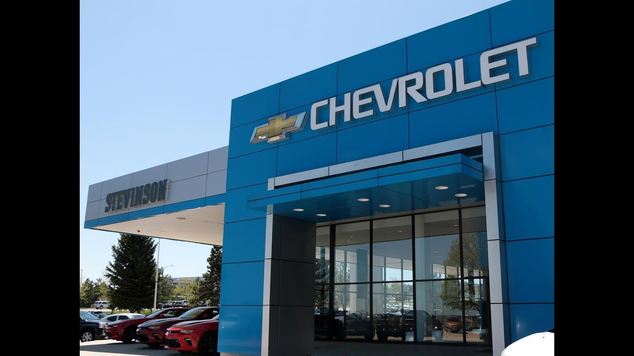 Welcome to stevinson chevrolet of lakewood