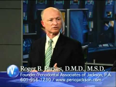 Jackson, MS periodontist discussing Dental Implants  (Part 5)