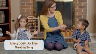 Musik at Home: Preschool Greeting Song