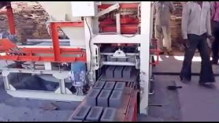 Automatic Fly Ash Brick Making Machine - ENDEAVOUR-iF1500