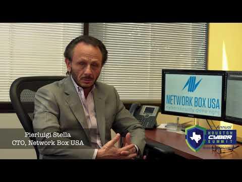 Pierluigi Stella: Value of the Houston Cyber Summit