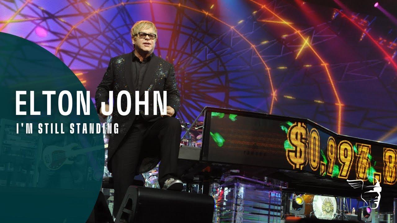 Elton John - I'm Still Standing (Million Dollar Piano) ~ HD