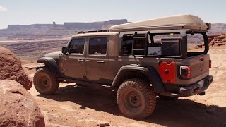 2021 Overland Adventure | Conquering Moab and Hurrah Pass | Presented by Jeep