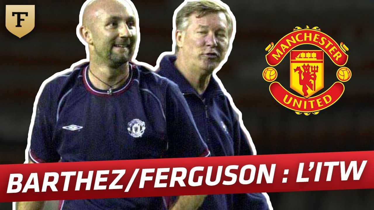Souviens-toi... quand Barthez interviewait Sir Alex Ferguson (2011)