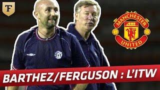 Souviens-toi... quand Barthez interviewait Sir Alex Ferguson (2011)