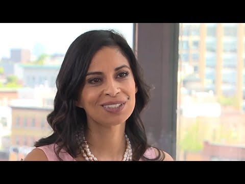 Anu Duggal talks about the growth of women in business - YouTube