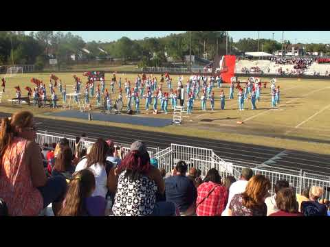 KHS Marching Lions MPA Jekyll and Hyde 11/4/17