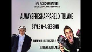 Sit Down Sundays - TBlake Interviews AFA! Thumbnail