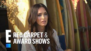 Megan Fox Talks Balancing Motherhood & Career   E! Red Carpet & Award Shows