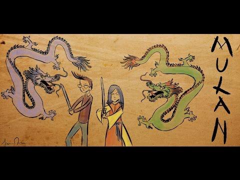 Felix Recenserar - Legenden om Mulan
