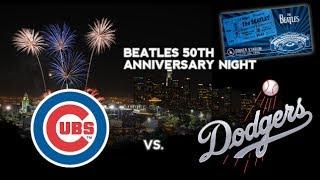 Video The Beatles 50th Anniversary, Dodger Stadium. download MP3, 3GP, MP4, WEBM, AVI, FLV Juli 2018