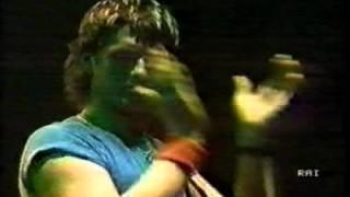 Viareggio 1984 - mount teide