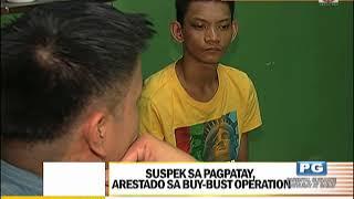 Kilabot na 'mamamatay-tao' sa Caloocan, arestado