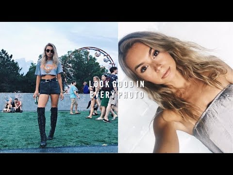 HOW TO LOOK GOOD IN EVERY PHOTO - INSTA/MODEL TIPS   allegralouise thumbnail