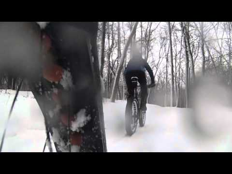 sNOway But Round Fatbike Race