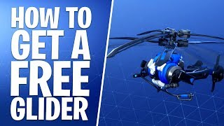 How To get A FREE Glider & Contrail In Fortnite - New PlayStation Plus Reward