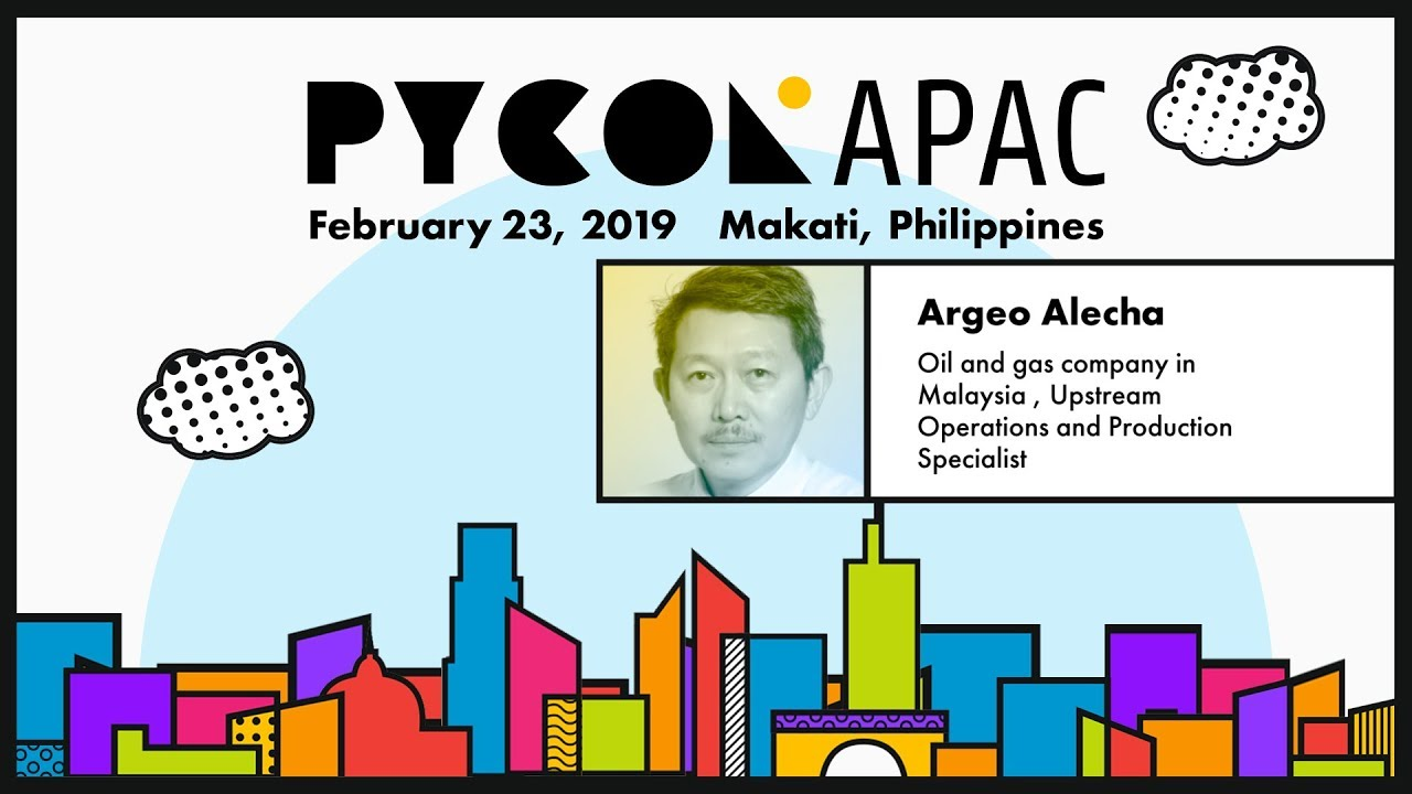 Image from Pycon APAC 2019 - Argeo Tuble Alecha - Data Science and Machine Learning with Python