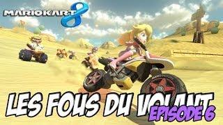Mario Kart 8: Les fous du volant / La bêtise de MrBboy | Episode 6 Thumbnail