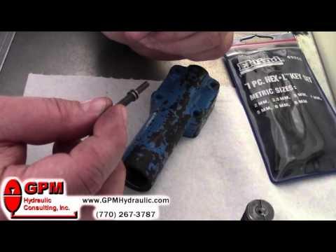 Diagnosing Low Pressure in a Hydraulic System