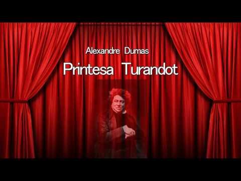 Printesa Turandot - Alexandre Dumas