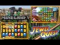 Jewel Quest pe MINECRAFT ?! - Mcx.Minecraft-Romania.Ro