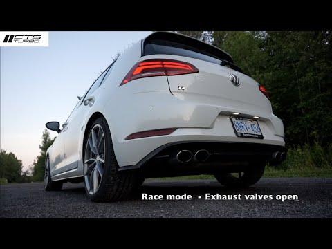 DIY VW Golf R Exhaust Upgrade! CTS Turbo Resonator Delete Kit Install – Netcruzer CARS