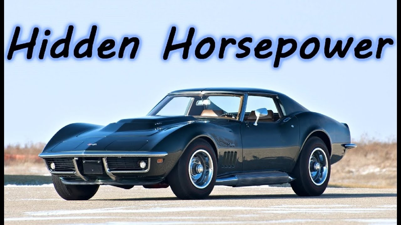 True Hp of the 8 most powerful classic era muscle cars - YouTube