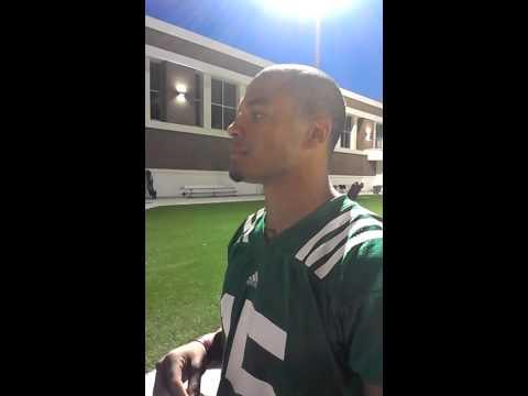 MSU quarterback Dak Prescott