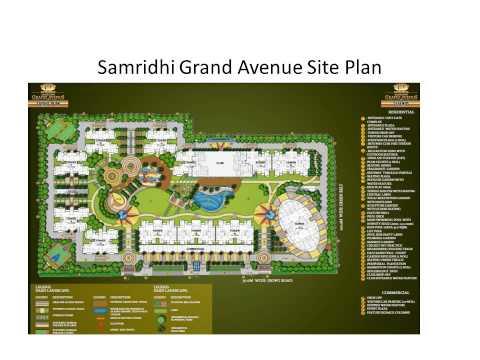 Samridhi Grand Avenue