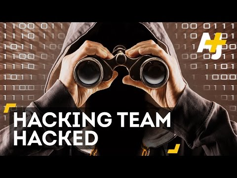 Surveillance Firm 'Hacking Team' Gets Hacked
