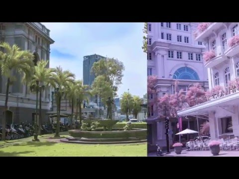 Infrared Photography: Ho Chi Minh City - Part 1