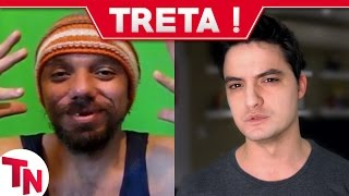 Fã leva família inteira para casa do Bluezão, Felipe Neto reclama do Youtube
