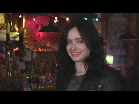 'Jessica Jones' Season 3: On Set With Krysten Ritter (Exclusive)
