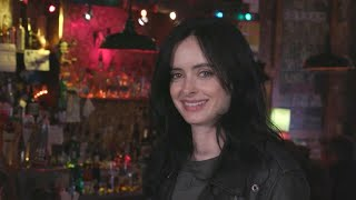 'Jessica Jones' Season 3: On Set With Krysten Ritter (Exclusive)